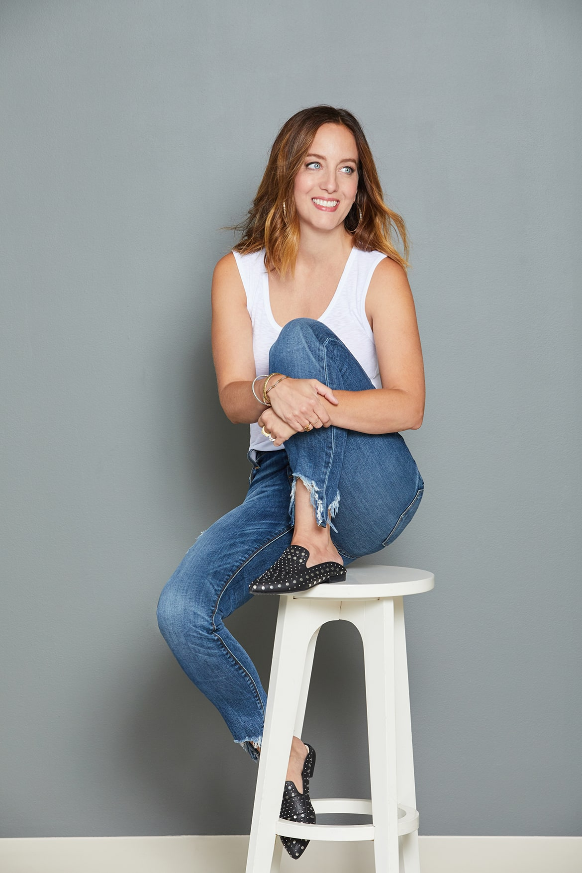 the perfect pair of high rise jeans