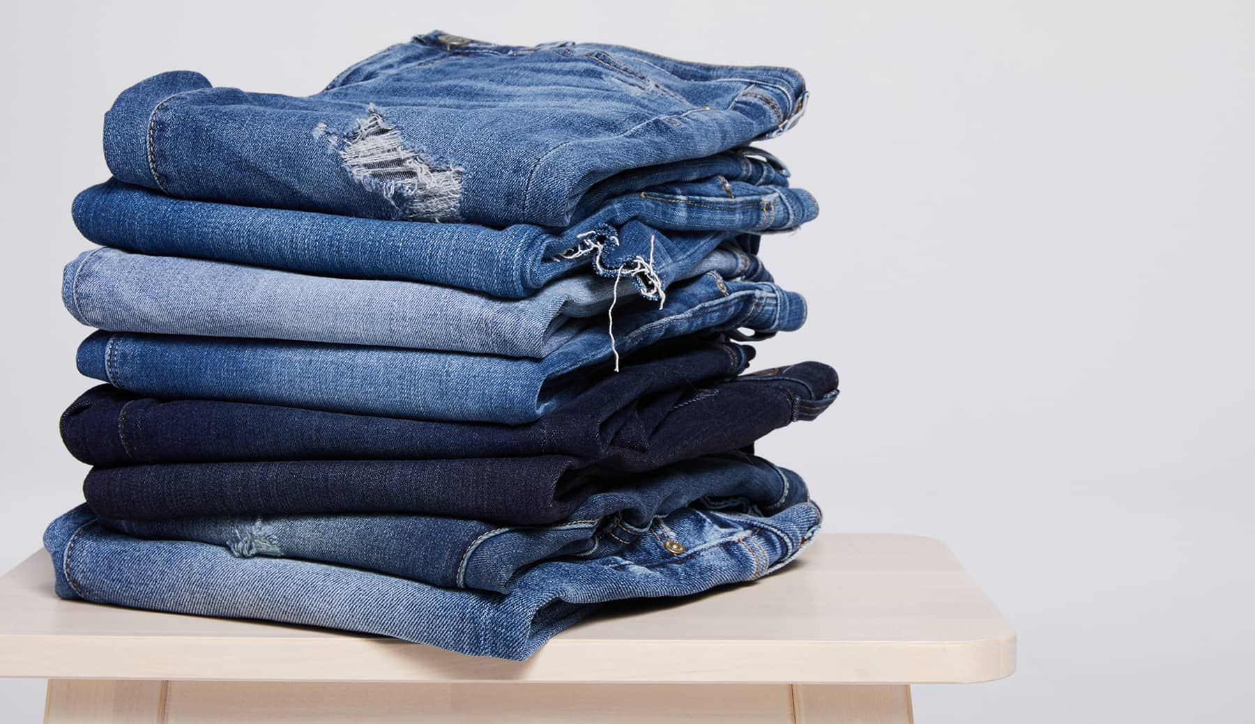how to care for your designer jeans