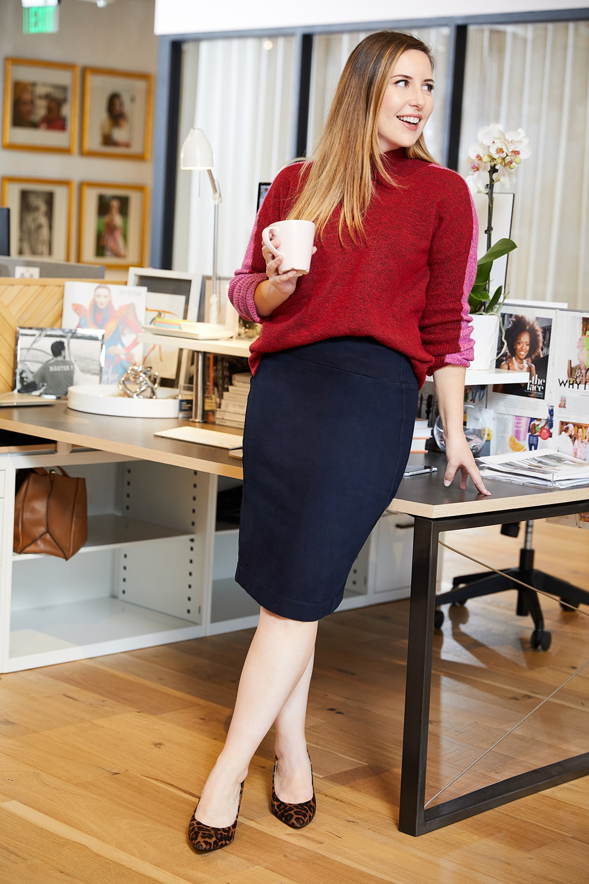 cute work clothes, what to wear to work, how to get your dream career