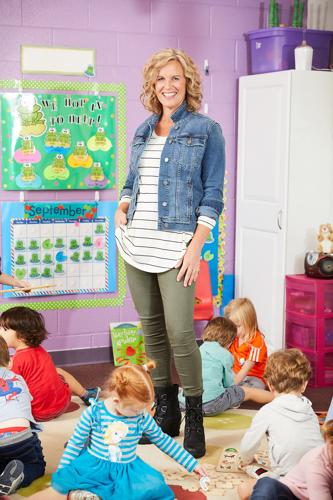 how to style Sorel boots, what to wear if you're a teacher