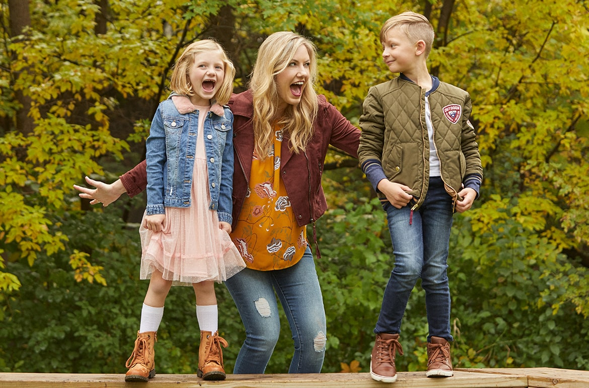 What to wear for family photos