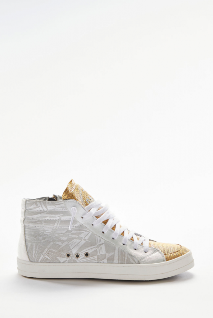P448 high-top sneakers