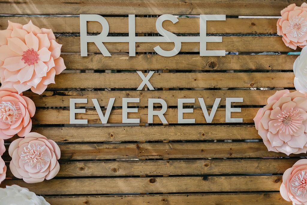 Rise and Evereve Garden Party