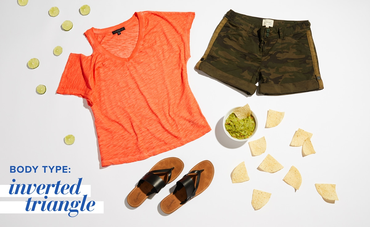 2ffbb68fb1a5a What to Wear to Rock Your Body Type this 4th of July - Evereve With ...