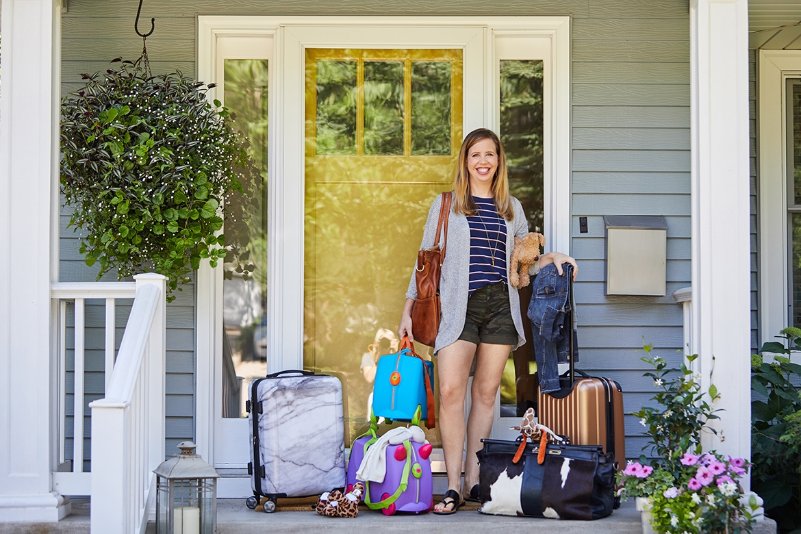 Tips for surviving family vacation