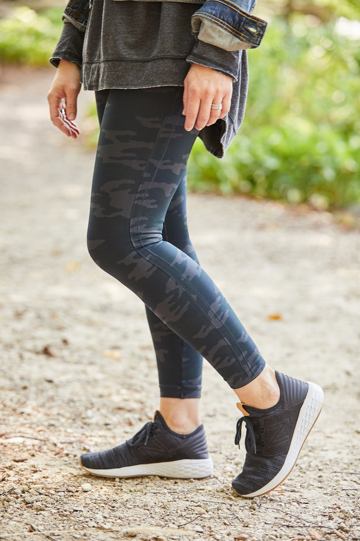 Spanx, how to wear leggings