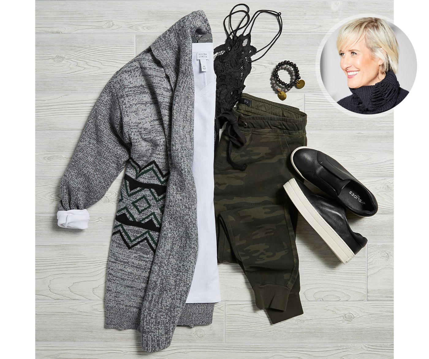 what to wear when it's cold, cozy clothes