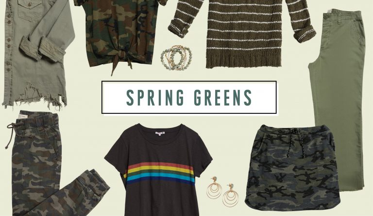what to wear for St. Patrick's Day, how to wear green