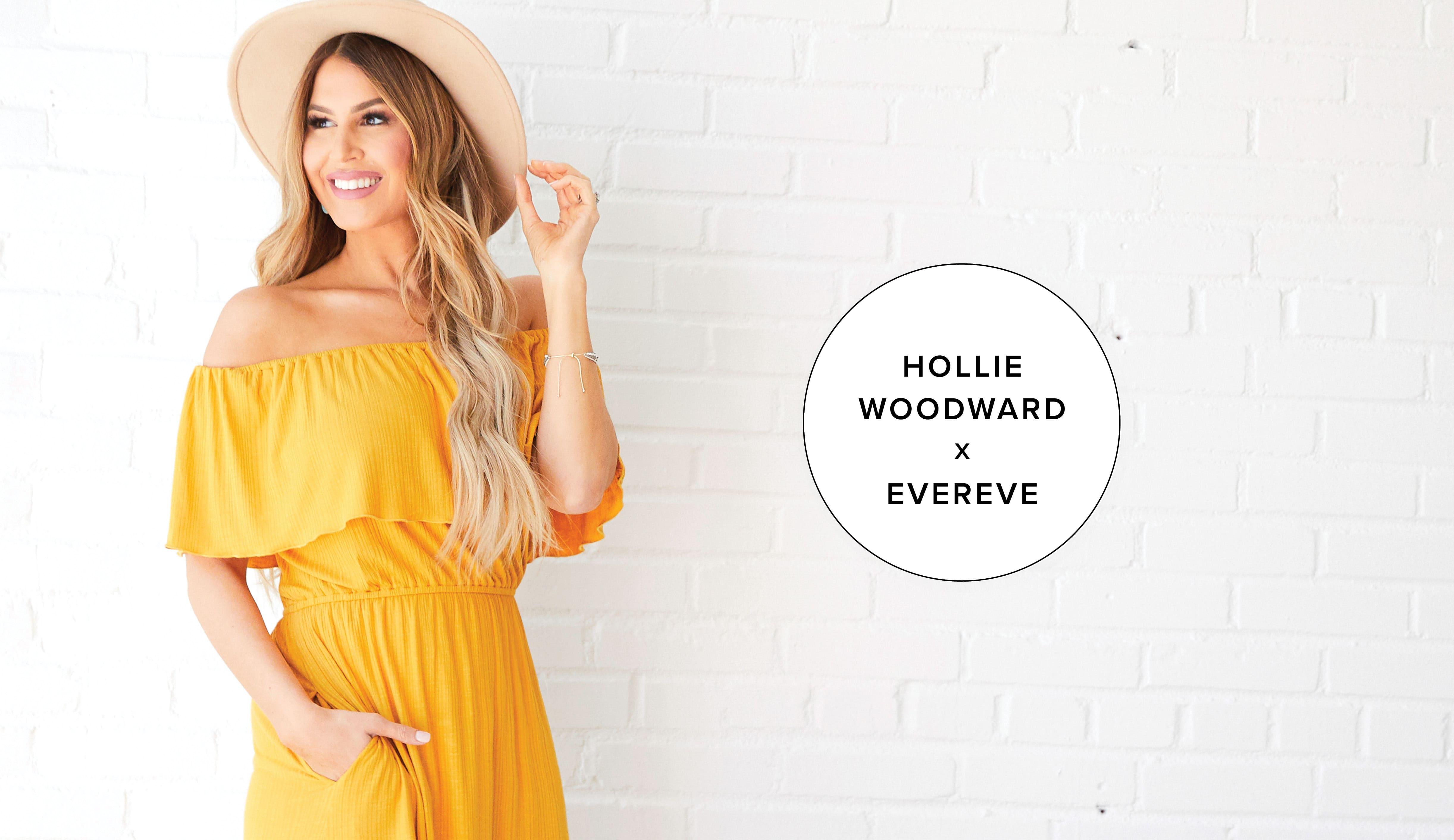 summer, hollie woodward
