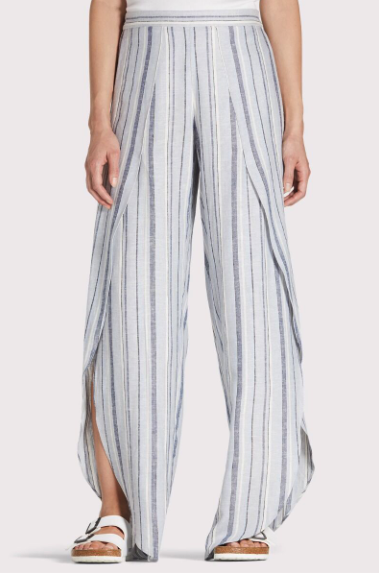 what to wear for the fourth of july, wide leg pants